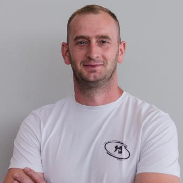 Daniel Olszewski - instruktor Krav Maga SKMP